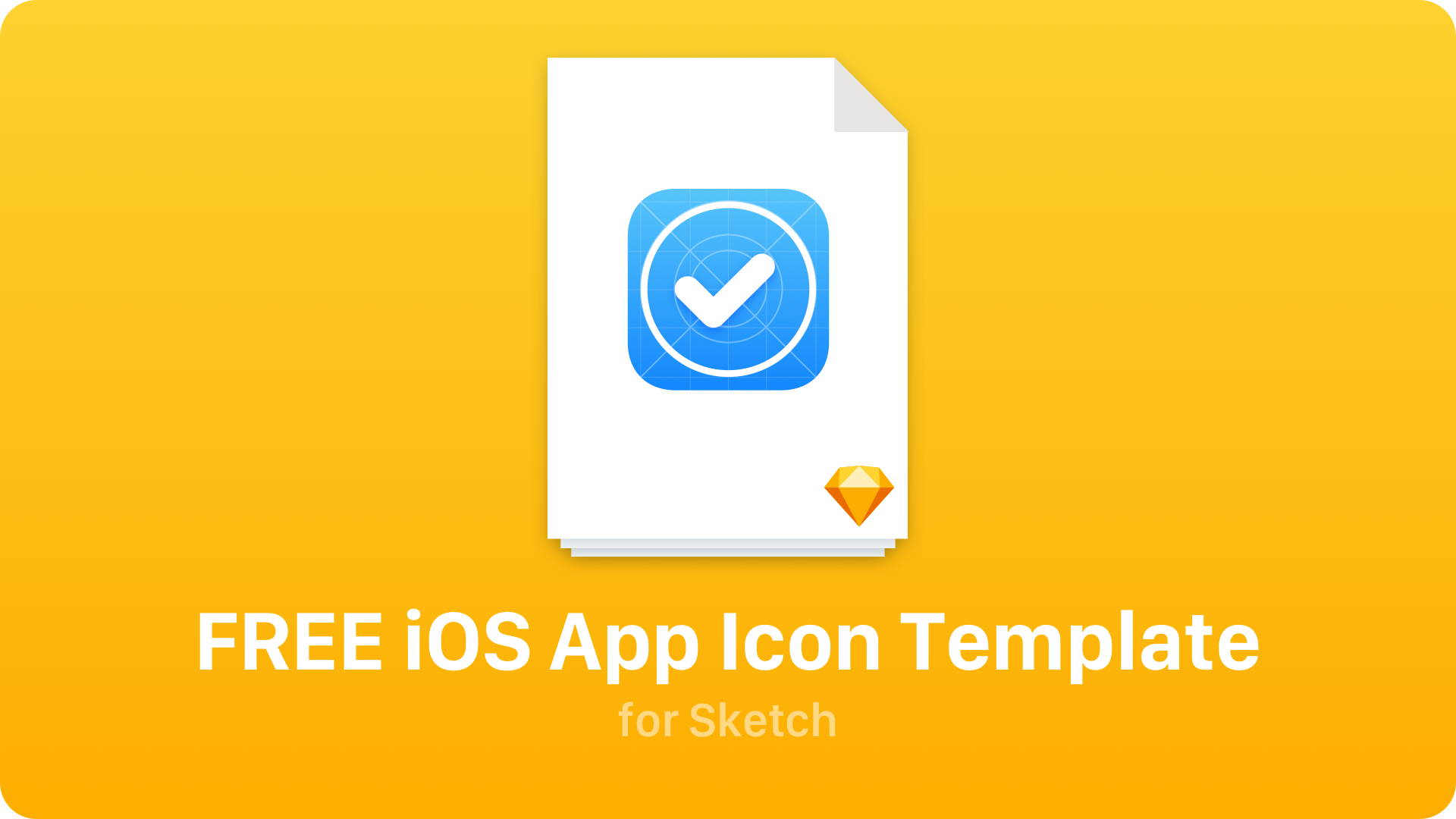 free ios app icon template for sketch uxmisfit com