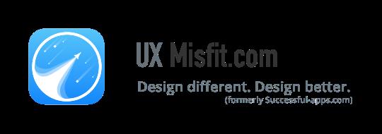 UXMisfit.com Logo
