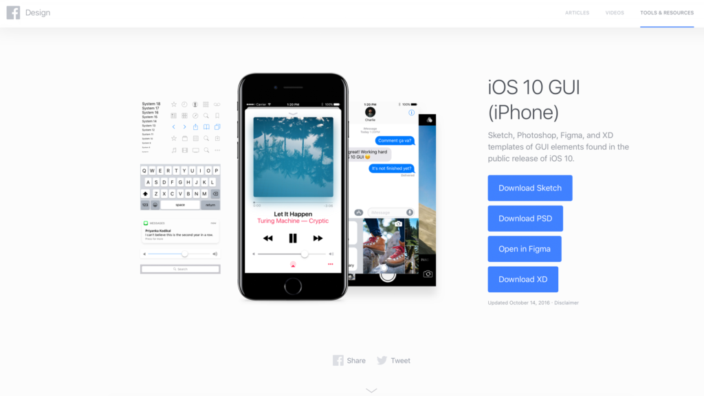 iOS UI Design – The Best Free Resources and Inspiration | UXMISFIT COM
