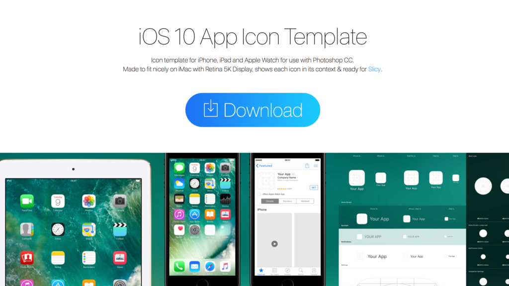 IOS UI Design The Best Free Resources And Inspiration
