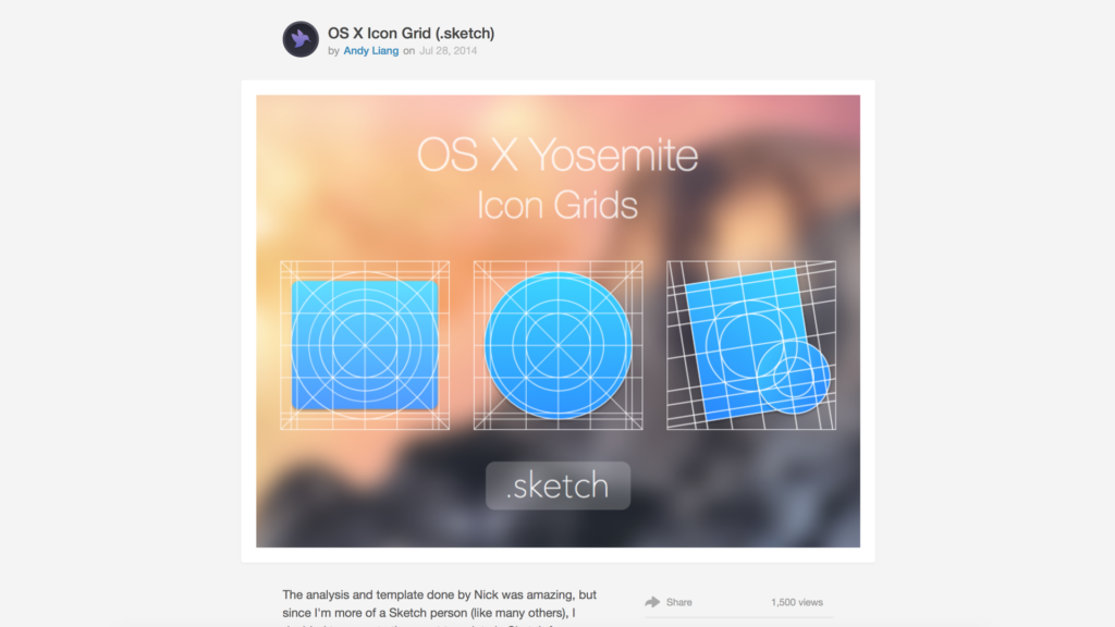 macOS UI Design – The Best Free Resources & Inspiration