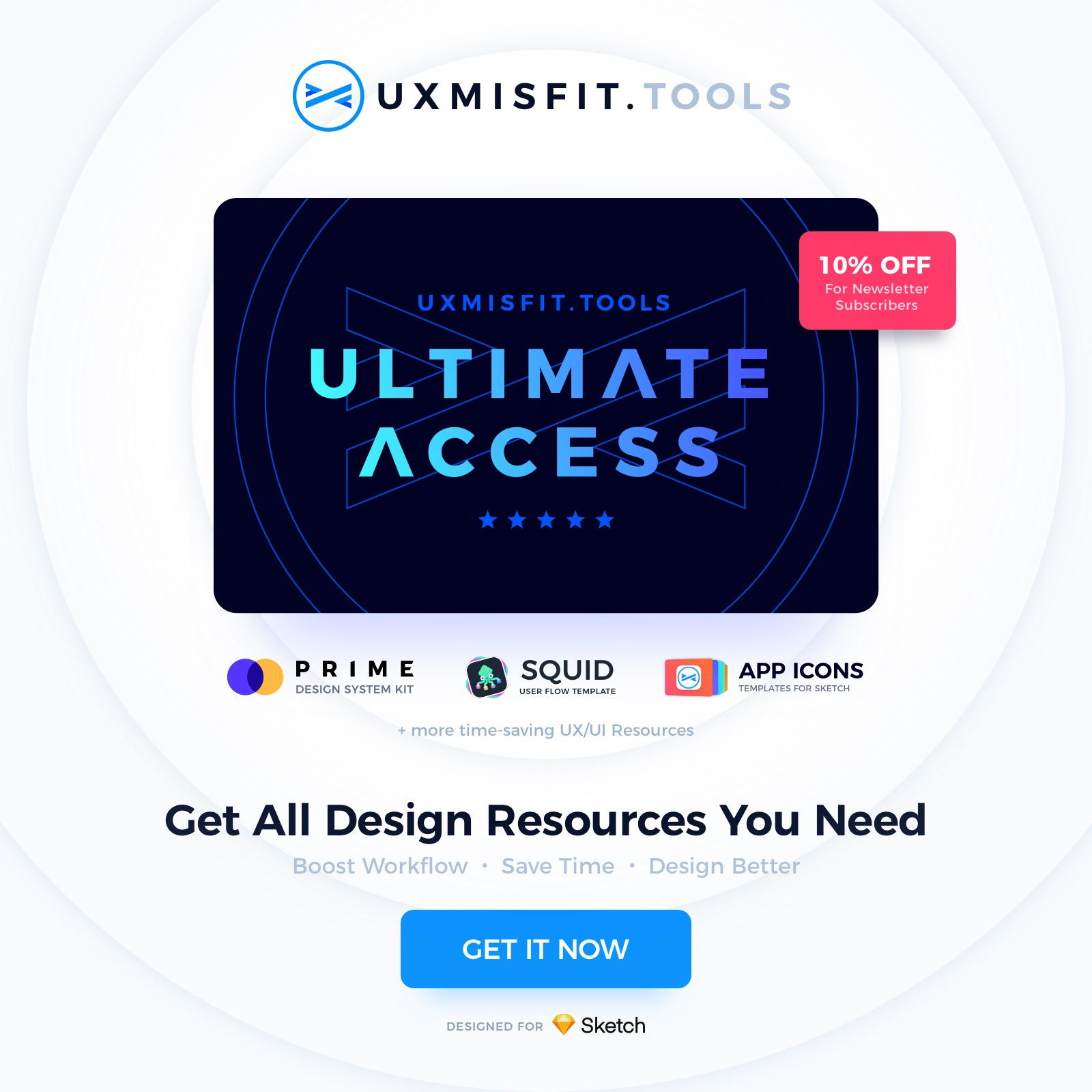 UX Misfit Tools – Time Saving Resources for Sketch