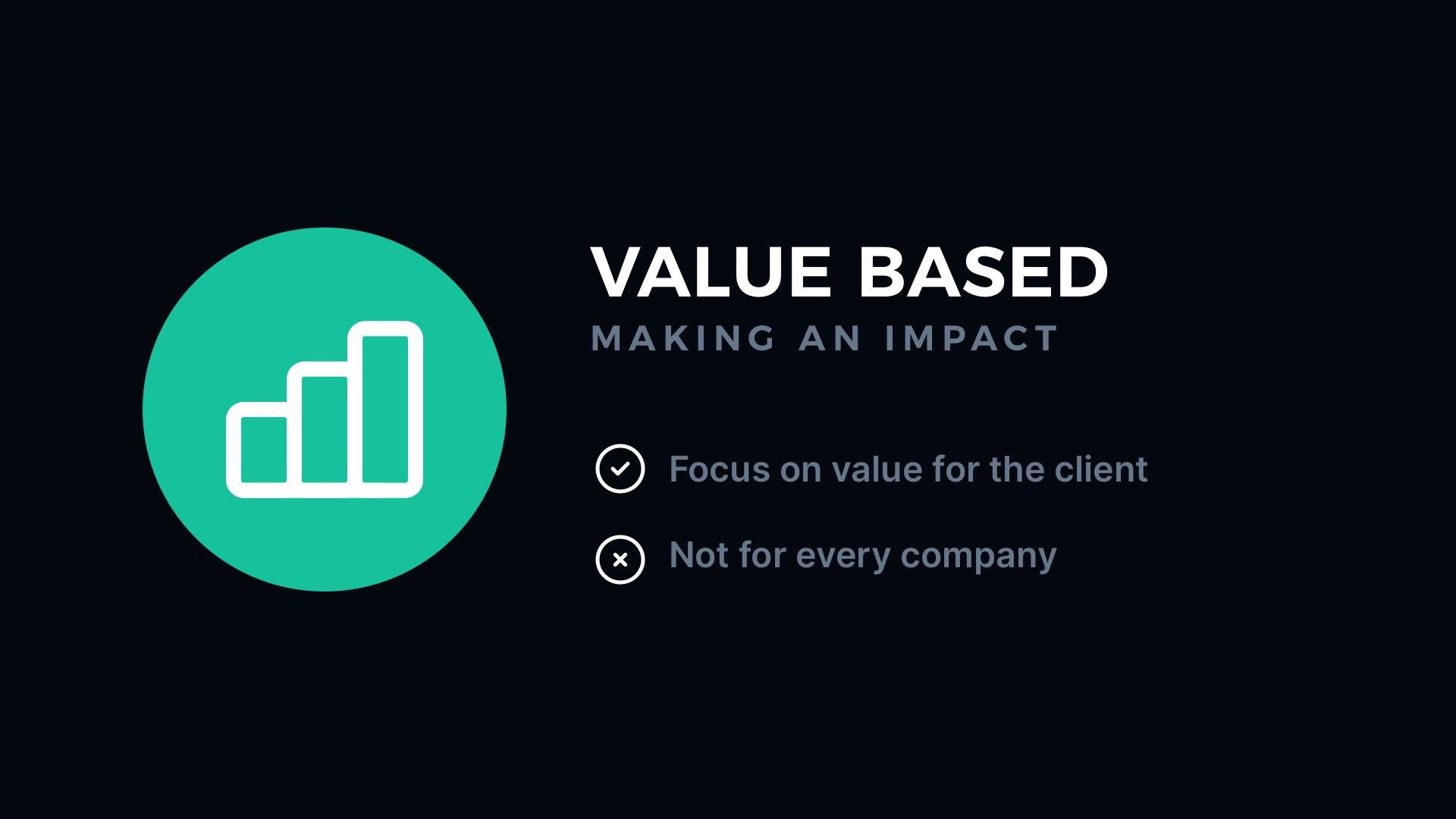 value based